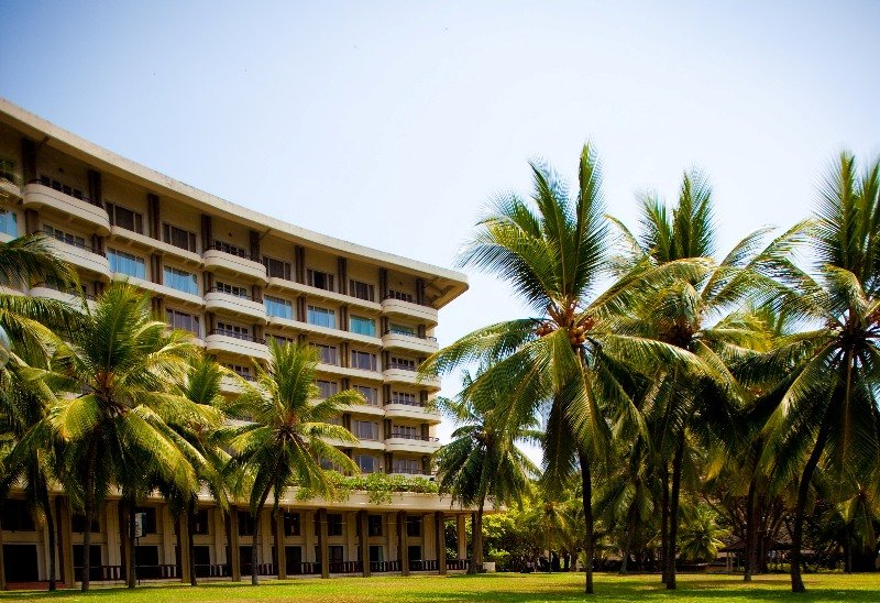 Taj Samudra, Nº25 Galle Face Centre Road,