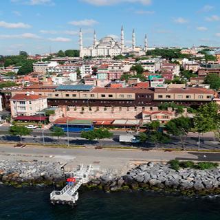 Armada Hotel Old City…, Ahirkapi Sok.cankurtaran,24