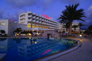 Crown Resorts Horizon, Cyprus