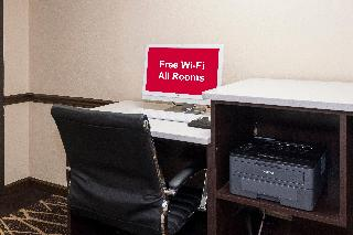 Red Roof Inn Knoxville…, 1315 Kirby Road,1315