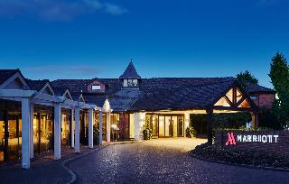 Marriott Hotel Manchester…, Hale Road, Hale Barns,