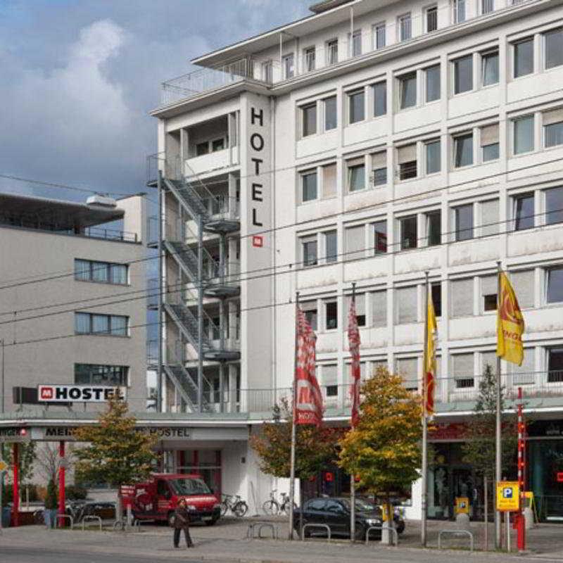 Meininger Hotel Munich City Center