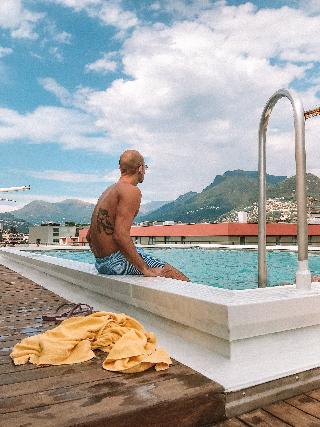 Admiral Lugano - Pool