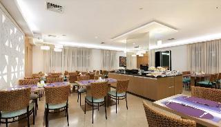 Comfort Suites Oscar Freire - Restaurant
