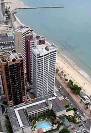 Quality Hotel Fortaleza…, Avenida Beira Mar, Meireles,2340