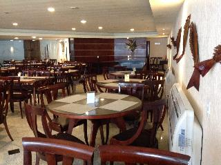 Plaza Praia Suites - Restaurant