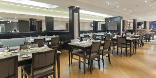 Estanplaza Funchal Faria Lima - Restaurant