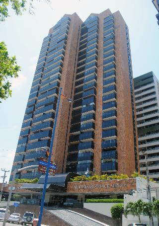 Iracema Residence Flat, Beira Mar,4050