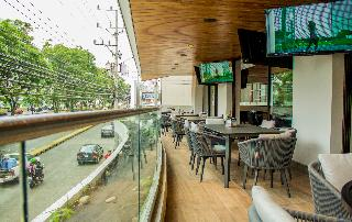 Costa Rica Tennis Club & Hotel - Restaurant