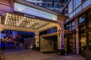 The Beacon Hotel And…, 1615 Rhode Island Avenue,
