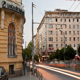 Slavyanska Beseda, Slavyanska Street 3 Sofia…