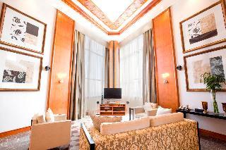Intercontinental Sandton Towers - Zimmer