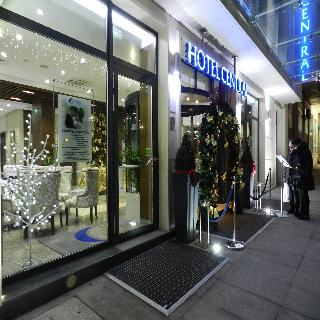 Central Hotel Sofia, Hristo Botev Boulevard,52