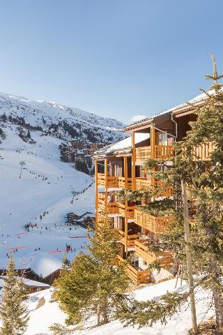 Residence Pierre & Vacances…, Le Chatelet,