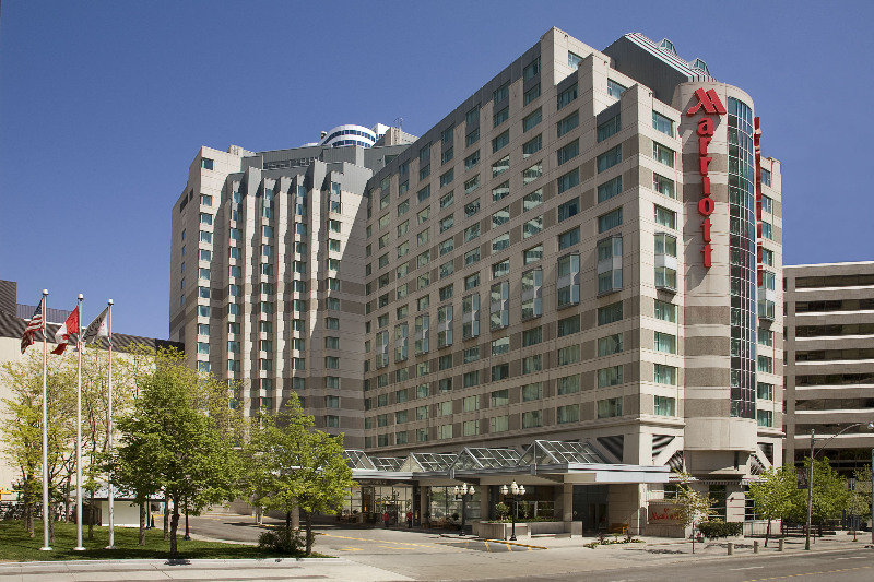 Marriott Downtown at…, 525 Bay Street,