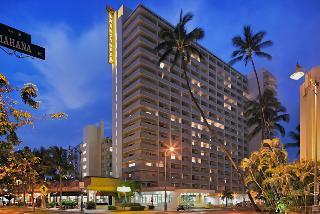 Ambassador Hotel Waikiki, Kuhio Avenue,2040