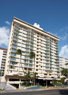 Aqua Aloha Surf Waikiki, Kanekapolei Street,444