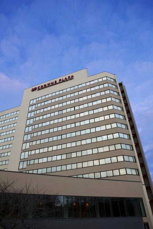 New York Hotels:Crowne Plaza Hotel White Plains