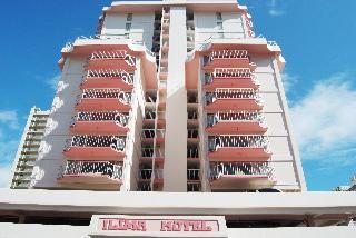 Ilima Hotel, 445 Nohonani Street,445