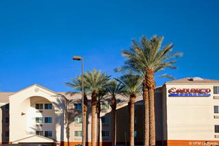 Candlewood Suites Las…, 4034 Paradise Rd.,