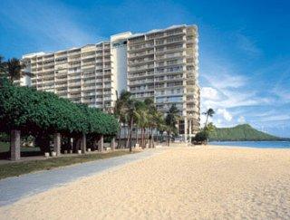 Castle Waikiki Shore Beachfront