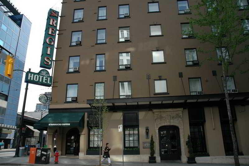 St Regis Hotel Vancouver