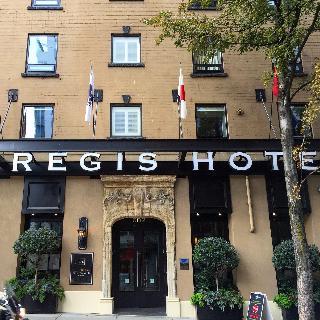 St. Regis Hotel Vancouver, 602 Dunsmuir Street,602