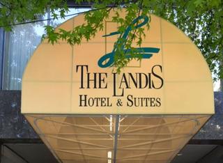 Landis Hotel Suites, 1200 Hornby Street,
