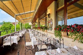 Yantra Grand Hotel -Sharlopov Hotels - Terrasse