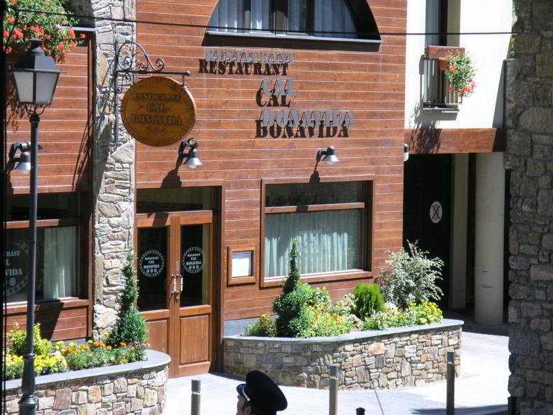 Bonavida - Restaurant