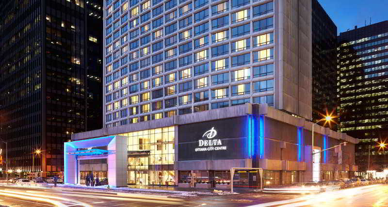 Delta Hotels Ottawa…, 101 Rue Lyon Street,101