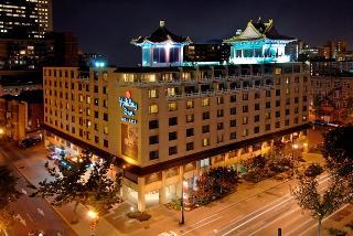 Holiday Inn Montreal…, Rue Saint-urbain,999