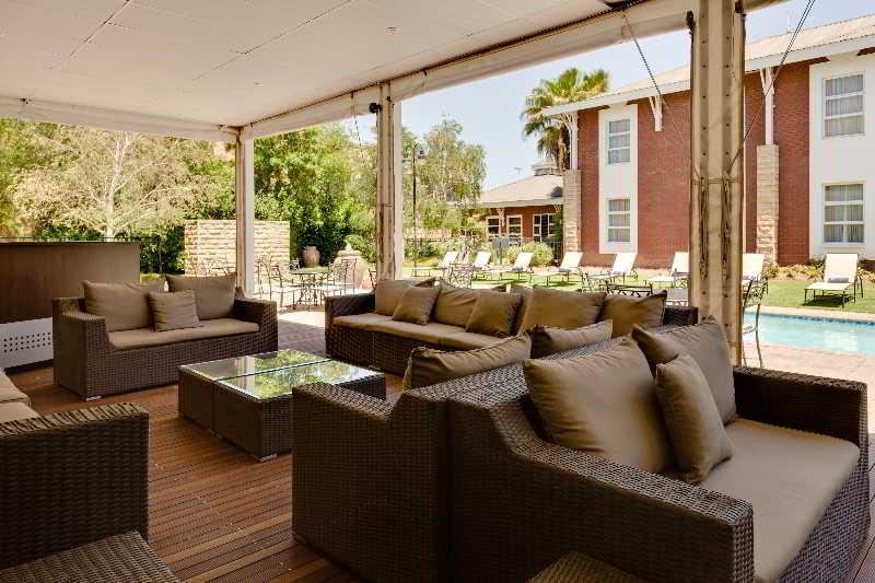 Protea Hotel Bloemfontein - Terrasse