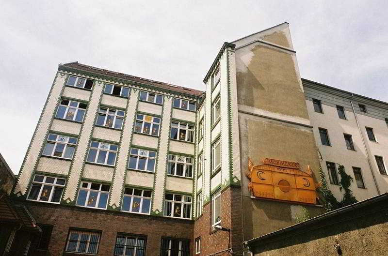 Mitte's Backpacker Hostel