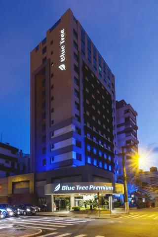Blue Tree Premium Florianopolis, Rua Bocaiuva,2304