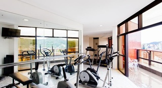Blue Tree Towers Joinville - Sport