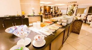 Blue Tree Towers Joinville - Restaurant