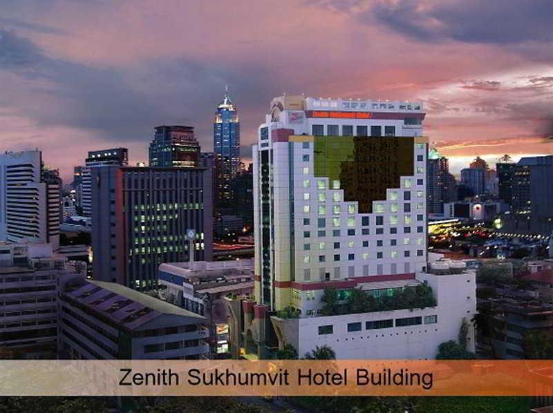 Zenith Sukhumvit, 29 Sukhumvit Soi 3 (nana…