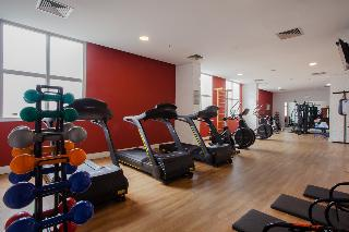 Comfort Suites Alphaville - Sport