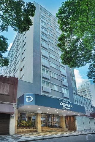 Deville Business Curitiba, Rua Comendador Araujo,99
