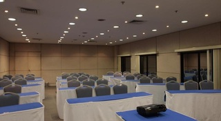 Estanplaza Berrini - Konferenz