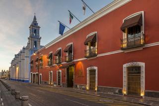 Quinta Real Puebla, C-7 Poniente Centro Historico,105