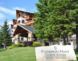 Kempinski Grand Arena, 96 Pirin Street,