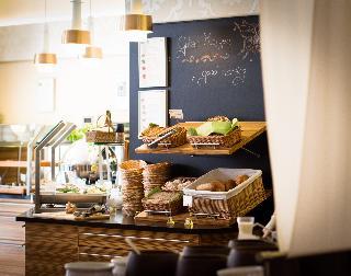 Boutiquehotel Stadthalle - Restaurant