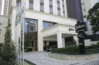 Radisson Hotel Curitiba, Av Sete De Setembro. Batel,5190