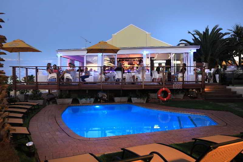 Protea Hotel Mossel Bay - Terrasse