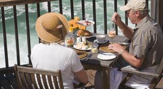 Plettenberg Park Hotel & Spa - Terrasse