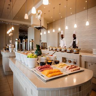 Garden Court South Beach - Restaurant