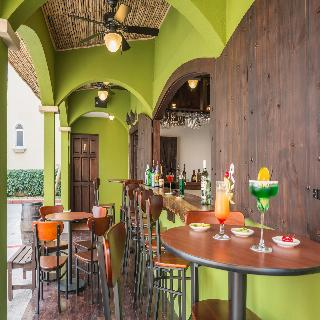 Hotel & Suites Casa Conde - Bar
