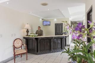 Hotel & Suites Casa Conde - Diele